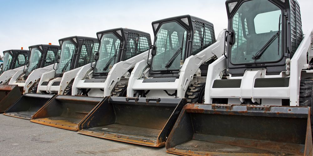Loaders Trenchers Rentals In Alexandria, VA