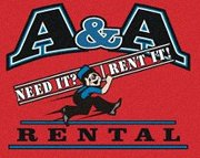 A&A Rental Station logo